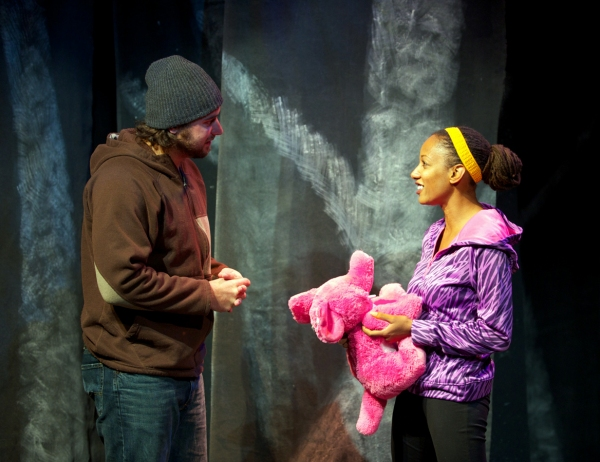 Photo Flash: First Look at Milwaukee Chamber Theatre's BROKEN AND ENTERED