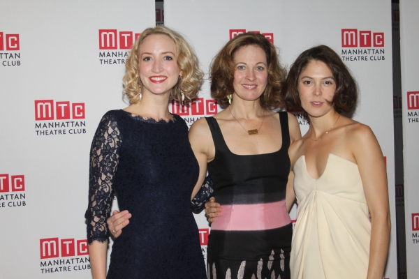 Victoria Frings, Kathleen McNenny and Maïté Alina