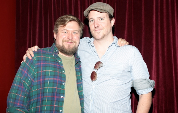 Photo Coverage: Inside Opening Night of THROUGH THE YELLOW HOUR