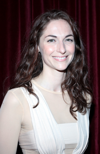 Danielle Slavick at Inside Opening Night of THROUGH THE YELLOW HOUR