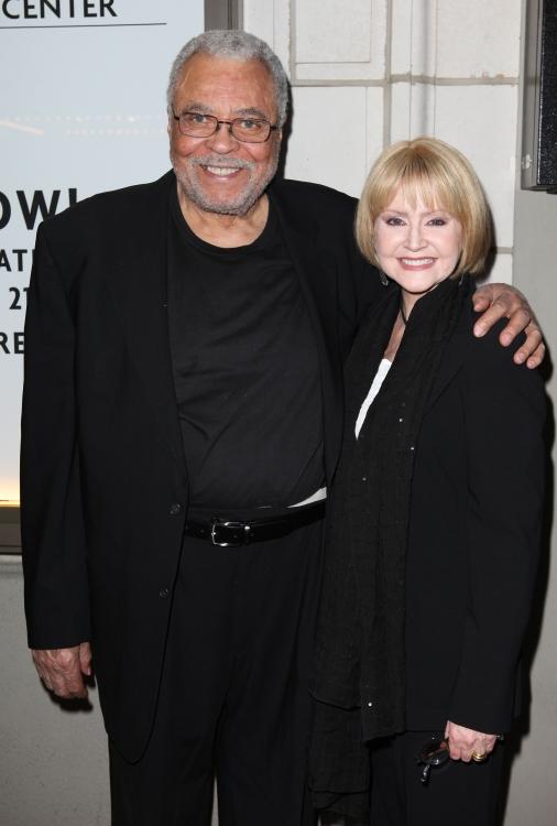 James Earl Jones and wife Ceclia Hart Hi-Res Photo - Photo ...