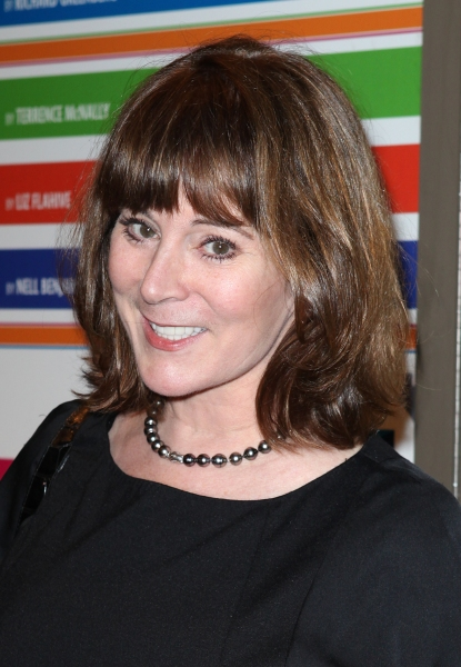 Patricia Richardson at AN ENEMY OF THE PEOPLE - Opening Red Carpet!