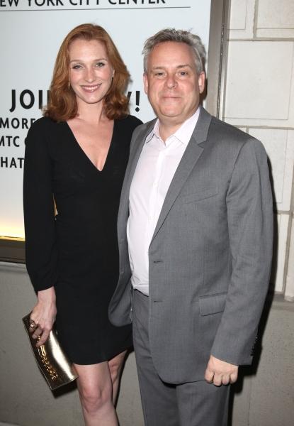 Kate Jennings Grant & Doug Hughes Photo