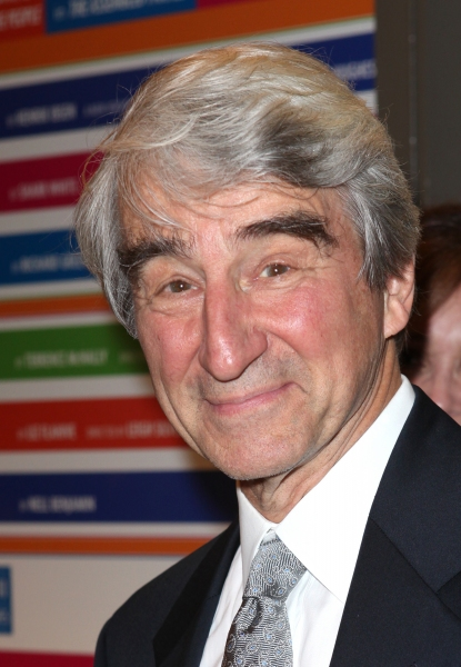 Sam Waterston  at AN ENEMY OF THE PEOPLE - Opening Red Carpet!