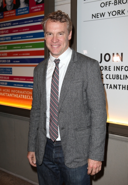 Tate Donovan  at AN ENEMY OF THE PEOPLE - Opening Red Carpet!