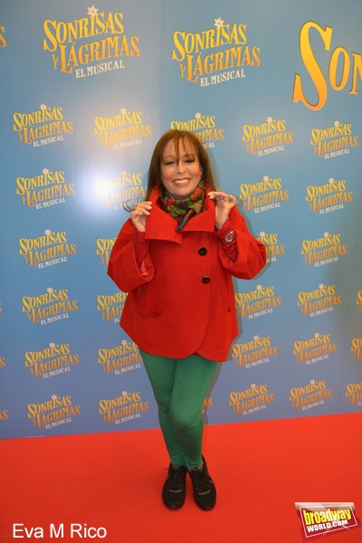 PHOTO FLASH: Estreno de Sonrisas y Lágrimas en Madrid