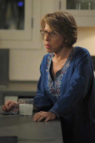 Jackie Hoffman at First Look - Jackie Hoffman on THE NEW NORMAL