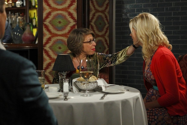 Jackie Hoffman, Georgia King at First Look - Jackie Hoffman on THE NEW NORMAL