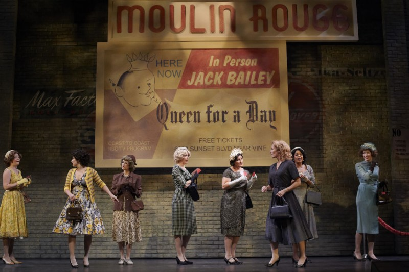 Photos: First Look at Alan Thicke, Blythe Wilson and More in QUEEN FOR A DAY