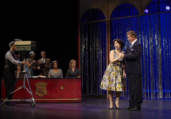 Photo Flash: First Look at Alan Thicke, Blythe Wilson and More in QUEEN FOR A DAY