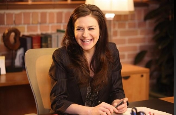 Caterina Scorsone at Behind The Scenes Look of PRIVATE PRACTICE 'Good Grief' Episode