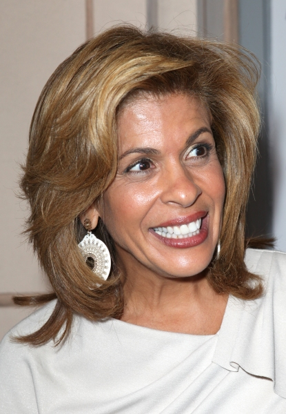 Hoda Kotb  at Inside the MOTOWN: THE MUSICAL Launch- Arrivals!