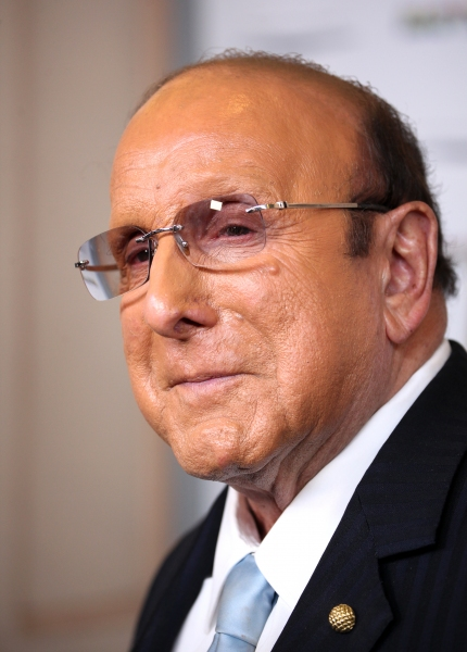 Clive Davis at Inside the MOTOWN: THE MUSICAL Launch- Arrivals!