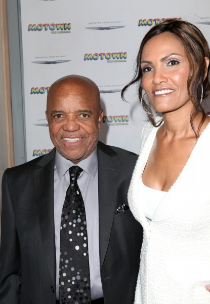 Berry Gordy Jr