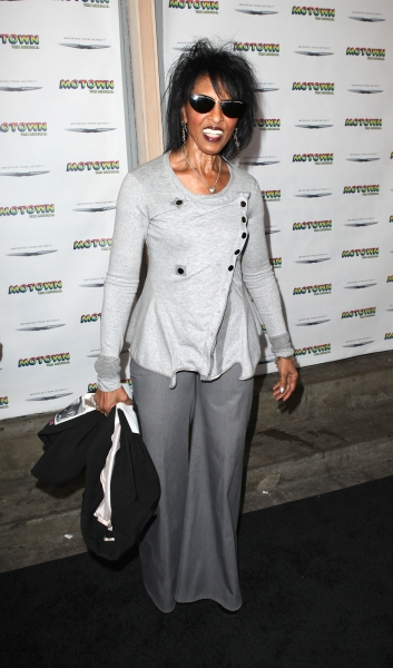 Nona Hendryx at Inside the MOTOWN: THE MUSICAL Launch- Arrivals!