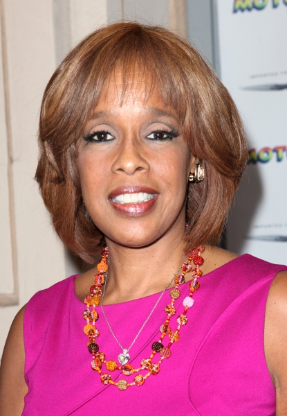 Gayle King  at Inside the MOTOWN: THE MUSICAL Launch- Arrivals!