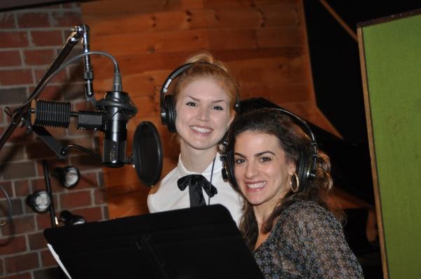 Emily Tyra and Renee Marino