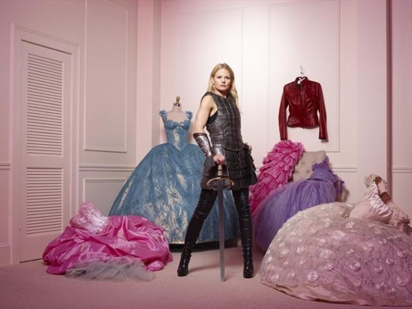 Photo Flash: Meet the Cast of ONCE UPON A TIME - Season Two Premieres Sunday!