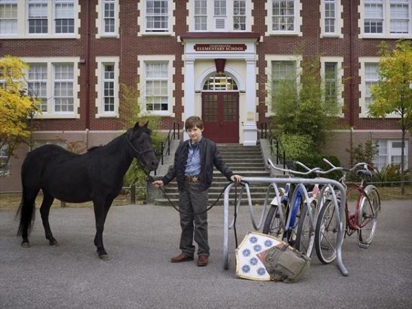 Jared Gilmore as Henry Mills. (ABC/AUTUMN DE WILDE) Photo