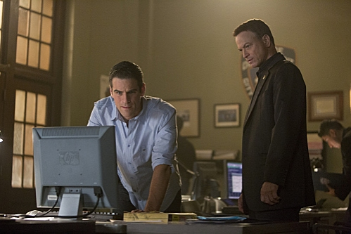 First Look - Rob Morrow Guest Stars on CSI: NY, 10/5