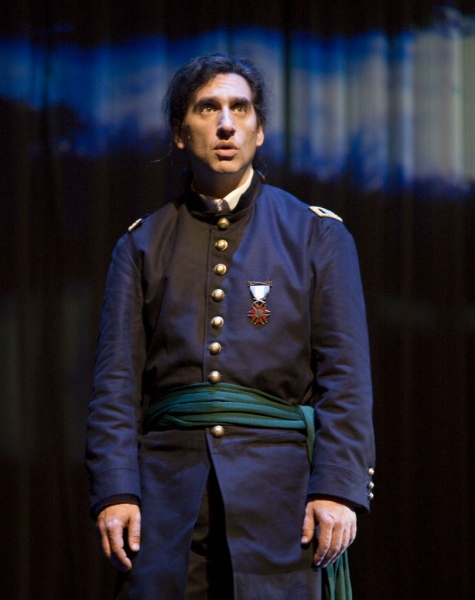 Photo Flash: Hershey Felder in AN AMERICAN STORY FOR ACTOR AND ORCHESTRA - World Premiere at Birch North Park Theatre 1/4