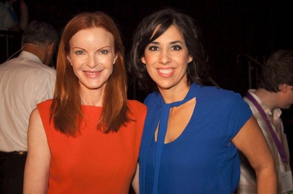 Marcia Cross and Michelle J. Patterson