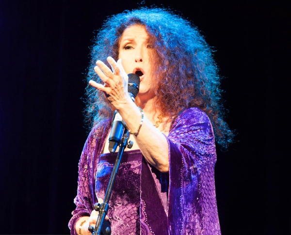 "Melissa Manchester débuts of �""Beloved."" at Stars of Stage, Screen, TV & More Gather in Support of CA Women's Conference"