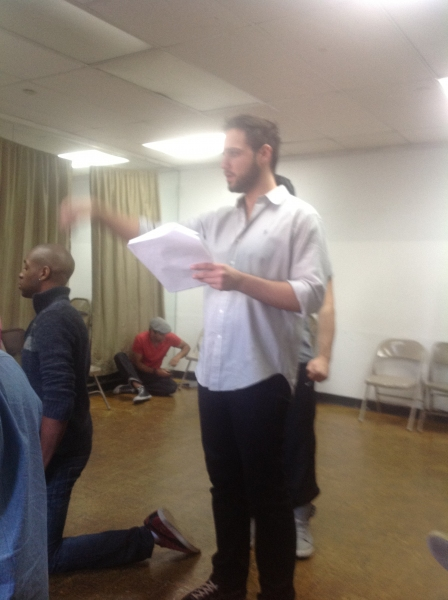 Photo Flash: In Rehearsal with La Vie Theaters' YAHWEH ON BROADWAY THE MUSICAL