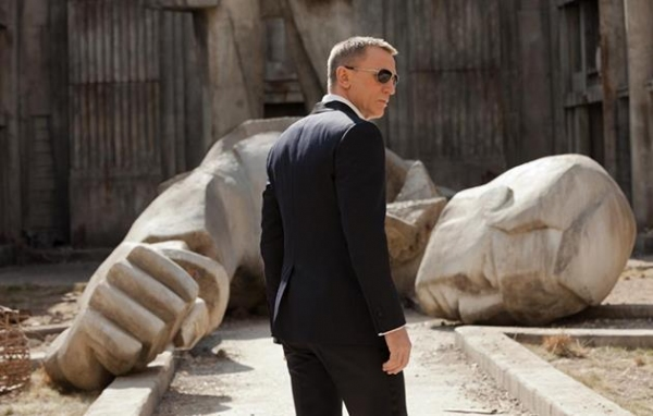 Javier Bardem at New SKYFALL Stills - Daniel Craig, Javier Bardem and More!