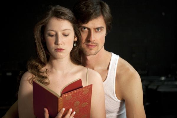Carmela Corbett and Alex Knox