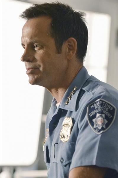 DAVID BURKE at Sneak Preview of CASTLE's October 15 Episode