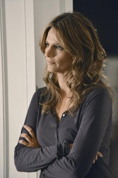STANA KATIC at Sneak Preview of CASTLE's October 15 Episode