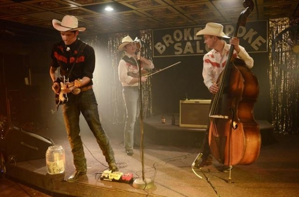 Photo Coverage: Sneak Preview of NASHVILLE on 10/17 Hi-Res