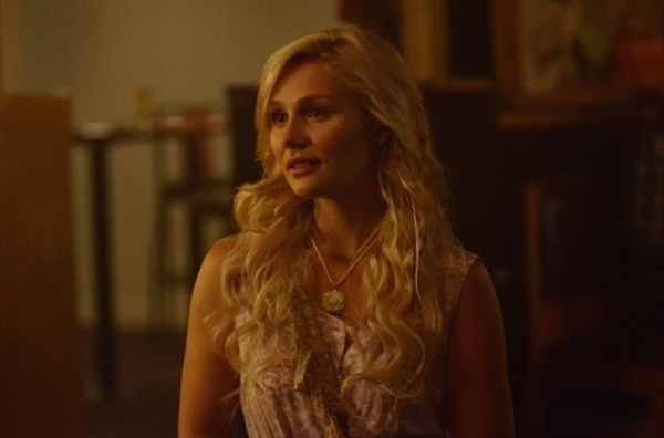 CLARE BOWEN at Sneak Preview of NASHVILLE on 10/17