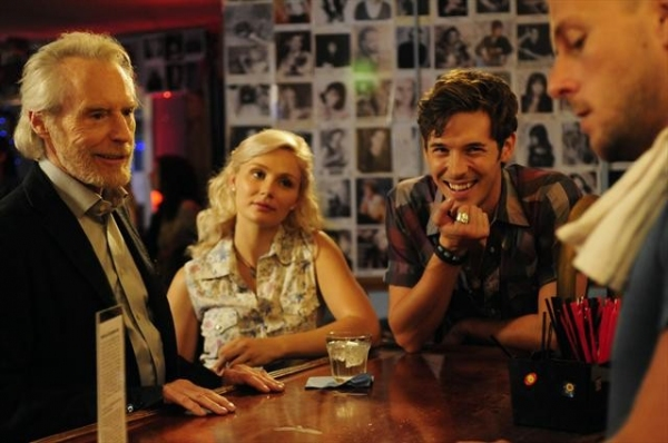 J.D. SOUTHER, CLARE BOWEN, SAM PALLADIO at Sneak Preview of NASHVILLE on 10/17