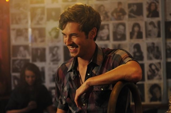 SAM PALLADIO at Sneak Preview of NASHVILLE on 10/17