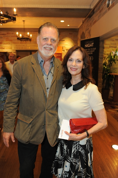 Taylor Hackford and Lesley Ann Warren at Opening Night at Geffen Playhouse's BY THE WAY, MEET VERA STARK