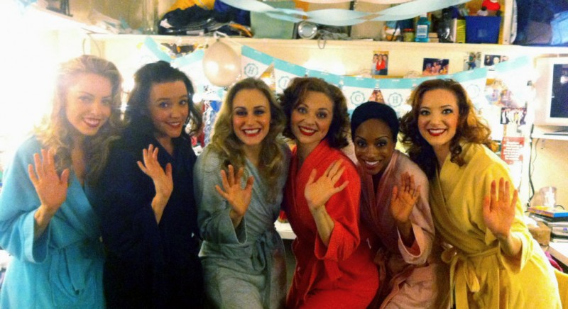 BWW Blog: Stephanie Martignetti of Broadway's NICE WORK IF YOU CAN GET IT - Last Blog!