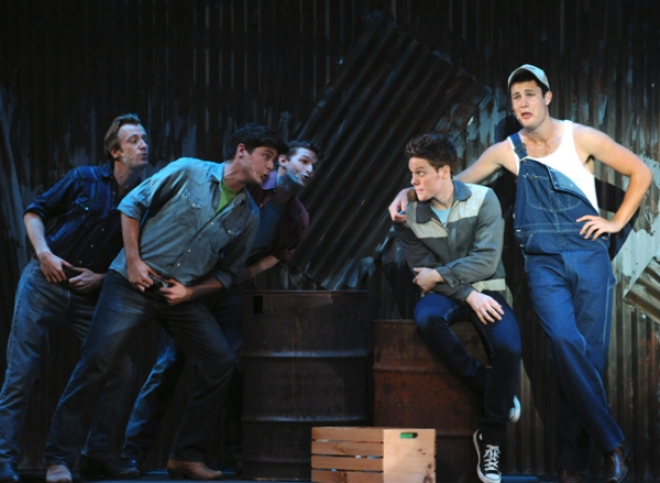 Photo Flash: First Look at Emma Degerstedt, Anton Fero and More in SDMT's FOOTLOOSE