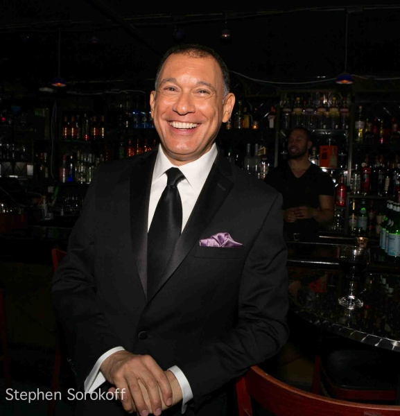 Photo Coverage: Frank Dain's THE MAGIC OF MATHIS at the Metropolitan Room