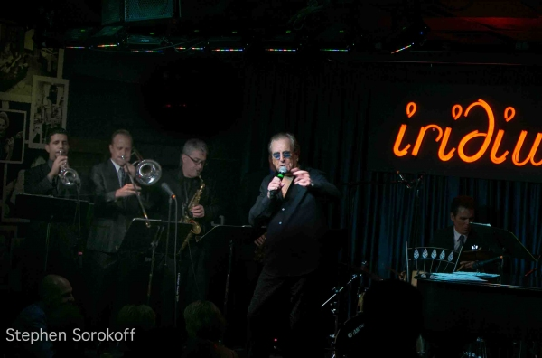 Danny Aiello & Joe Geary & The Guys at Danny Aiello Plays The Iridium