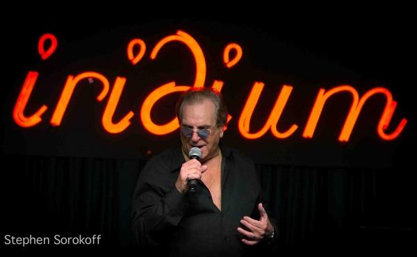 Danny Aiello at Danny Aiello Plays The Iridium