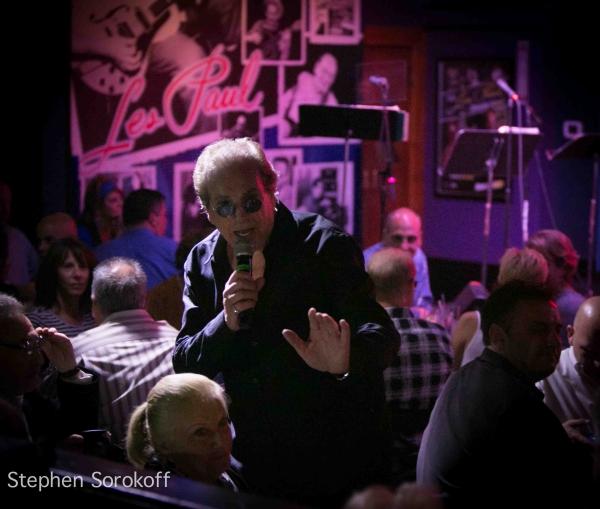 Photo Coverage: Danny Aiello Plays The Iridium