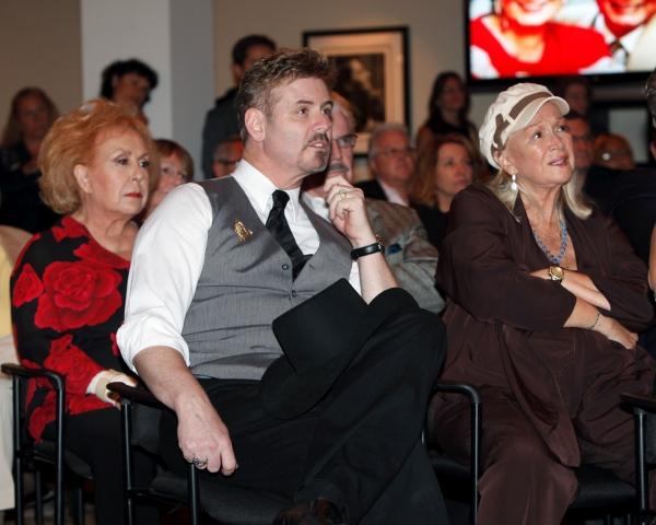 Doris Roberts, B. Harlan Boll and Diane Ladd