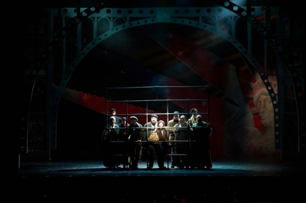 Photo Flash: First Look at Damian Norfleet, Adam Shapiro and More in Fiddlehead's RAGTIME