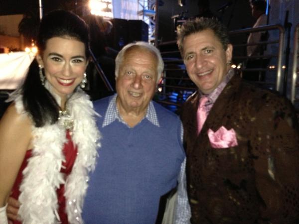 Photo Flash: Louis Prima Jr., Jimmy Kimmel and More at Galbani Italian Feast's PRIMA NOTTE in LA