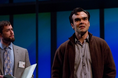Brian Hissong and James Barry at First Look at Robert Hager, Kristine Fraelich and More in Arden Theatre's NEXT TO NORMAL
