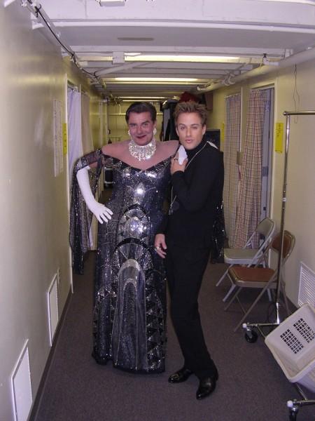 BWW Blog: Meet Greg Reuter - Broadway's Favorite Second Choice!