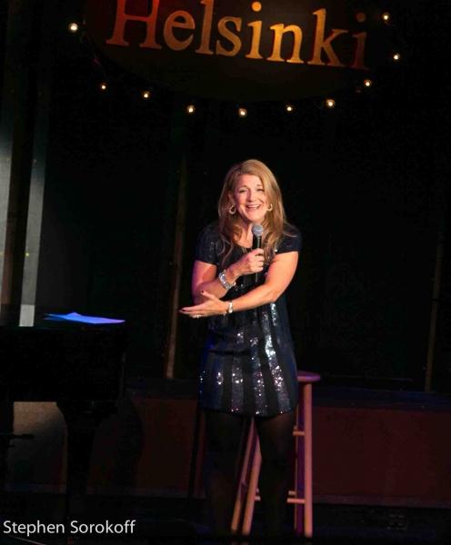 Victoria Clark at Victoria Clark Plays Helsinki Hudson!