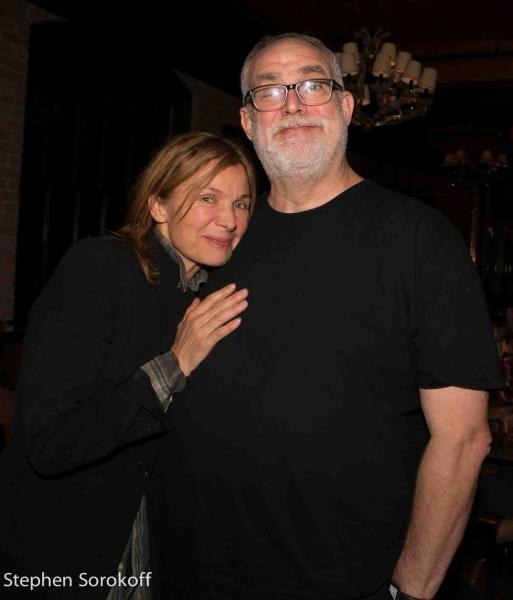 Deborah McDowell & William Finn Photo